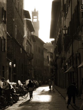 Late Afternoon in Firenze
