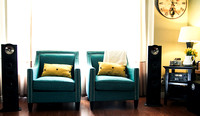 KEF iQ90 Speakers